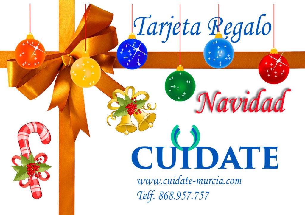 tarjeta-navidad-cuidate fisioterapia-estetica