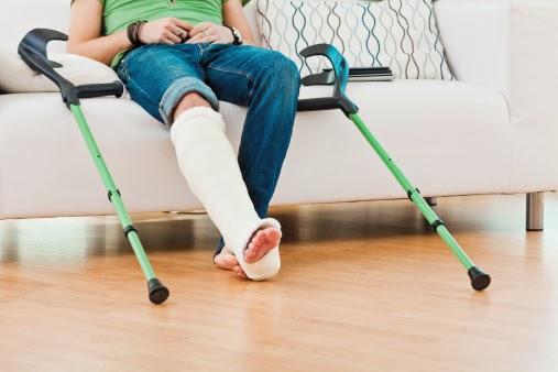 Lesiones accidente de trafico extremidades Cuidate fisioterapia Murcia