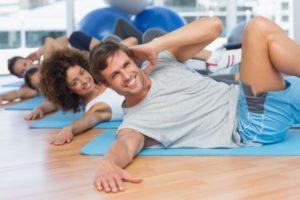 Ejercicios con Pilates Cuidate Fisioterapia y Estetica 01
